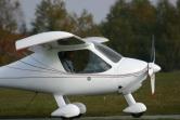 Flugzeug seite